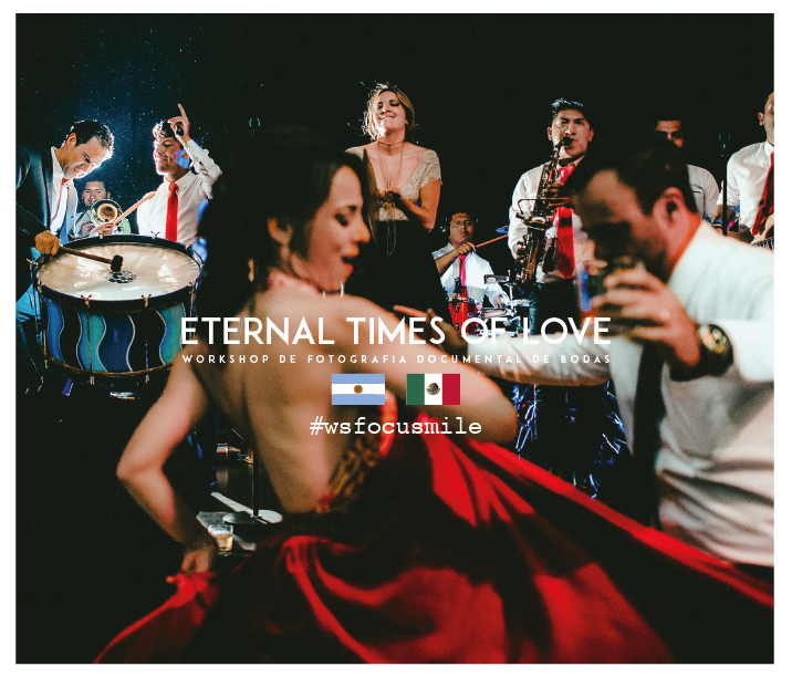 Imagem capa - ETERNAL TIMES OF LOVE - ARG, MEX por Focusmile Fotógrafos