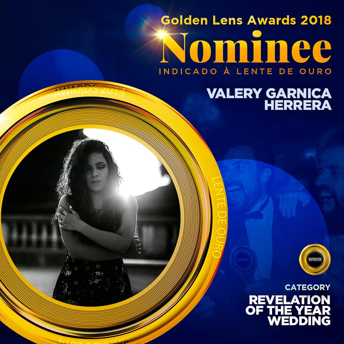 Imagem capa - Nominados Golden Lens Awards 2018 por Focusmile Fotógrafos