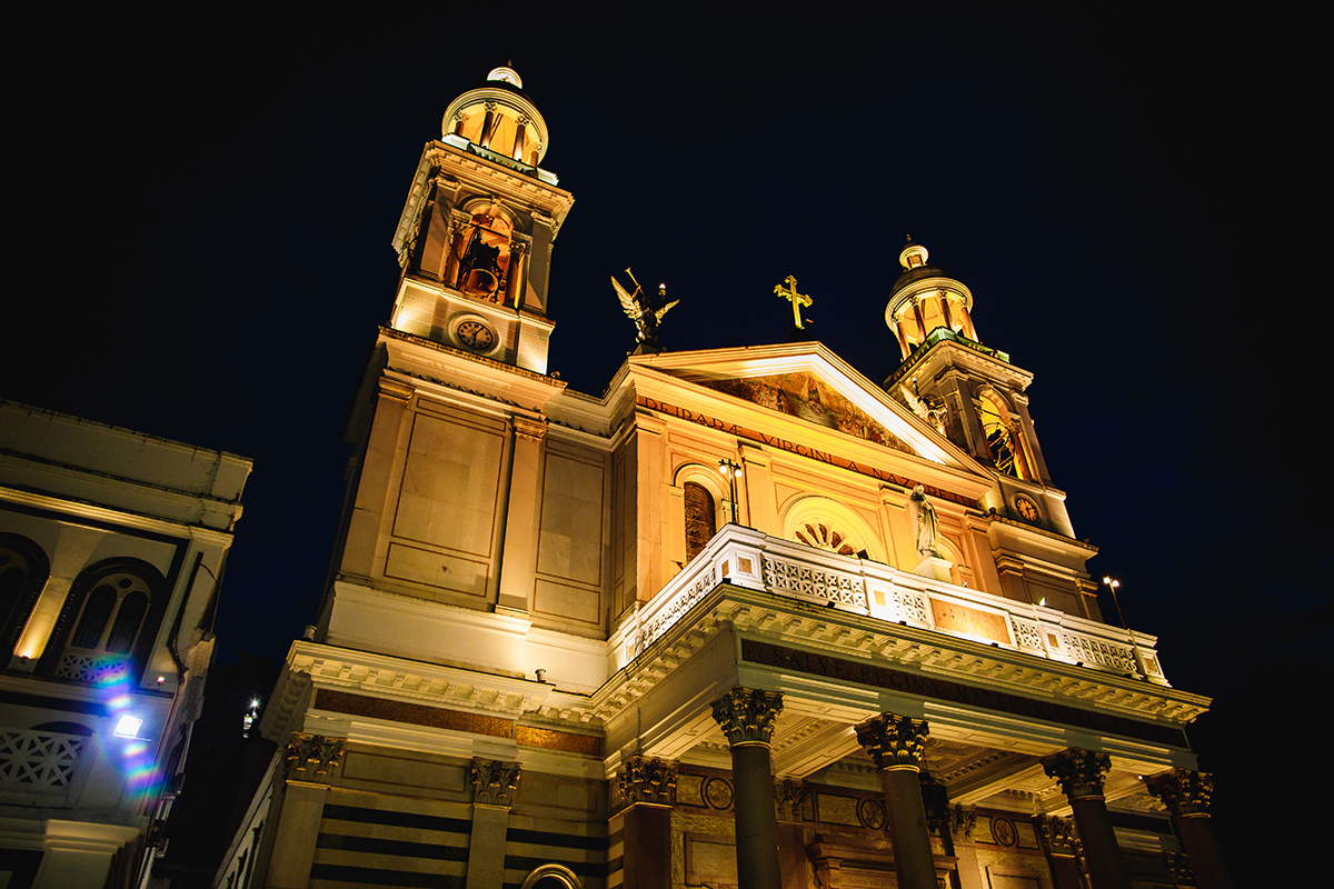 Imagem capa - Igrejas de Belém - Basílica de Nazaré por S3A Fotografia