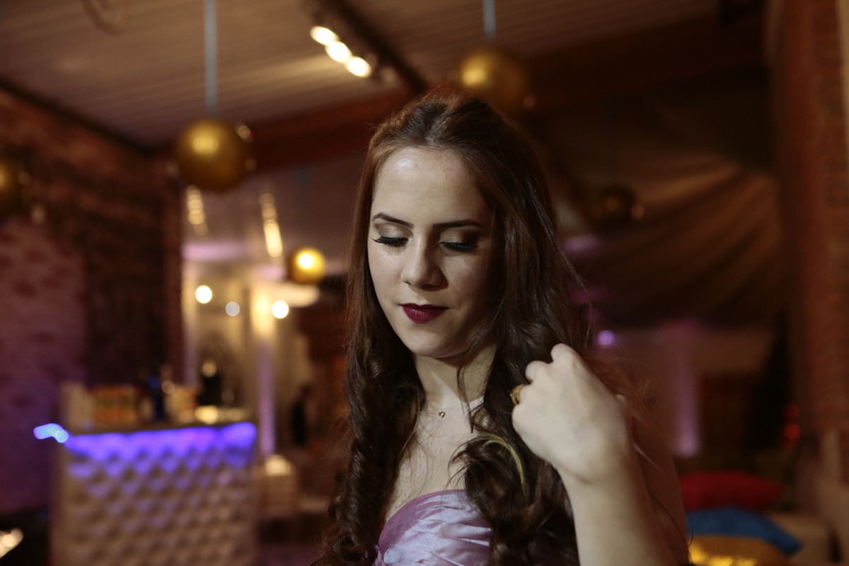 fotos Aniversário debutante da Fernanda D'avila no buffet grande ville