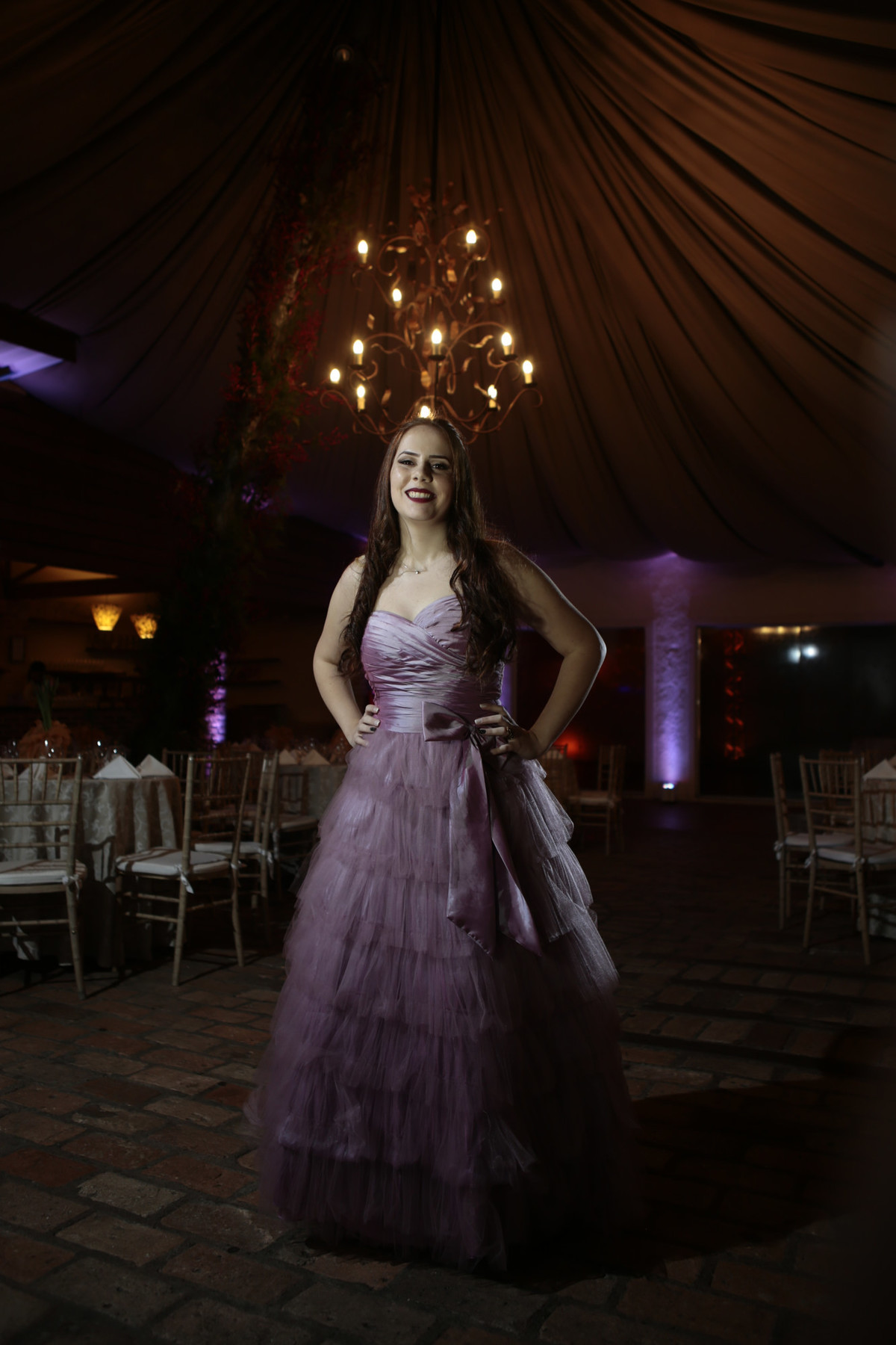 Aniversário da Fernanda D'avila no buffet grande ville
