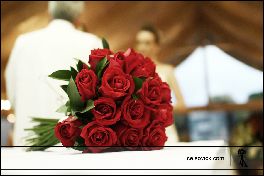 Imagem capa - Buquê de Rosas Vermelhas por Celso Vick