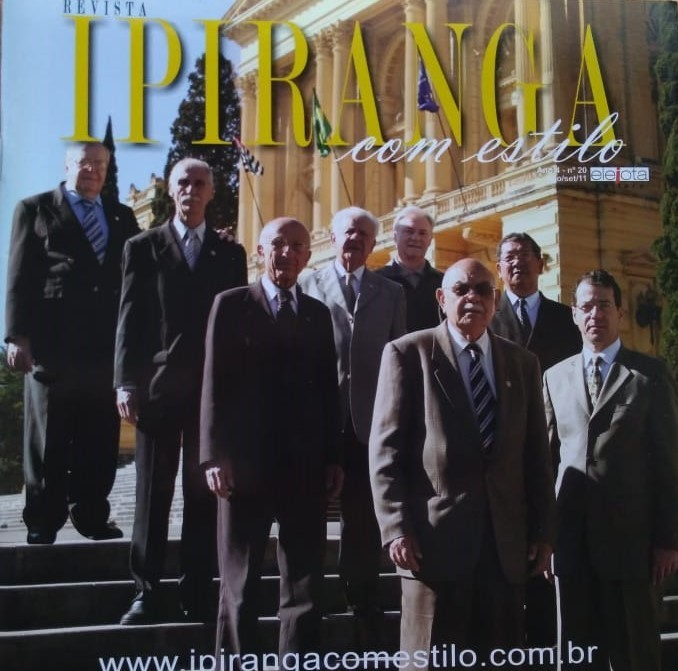 Imagem capa - OS ILUSTRES DO BAIRRO IPIRANGA | REVISTA IPIRANGA COM ESTILO  por Celso Vick Fotografias