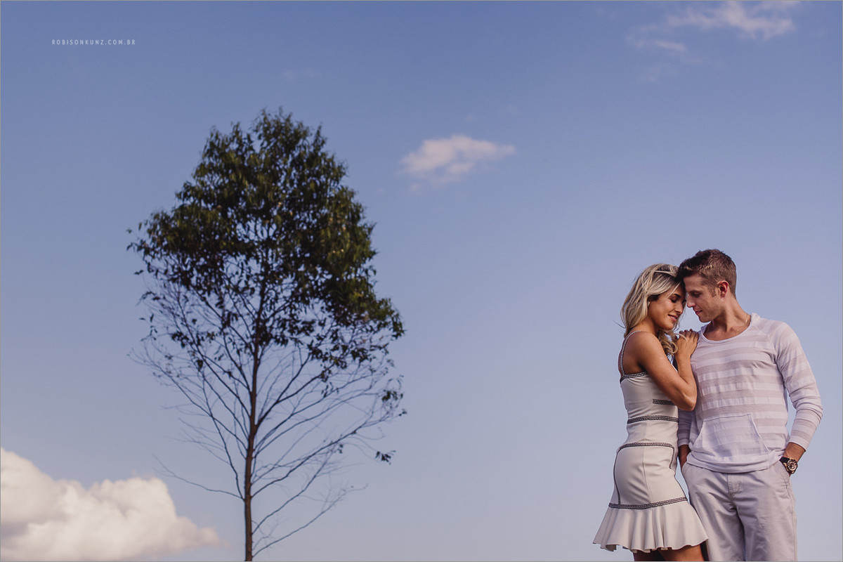 pré-casamento externo no sitio