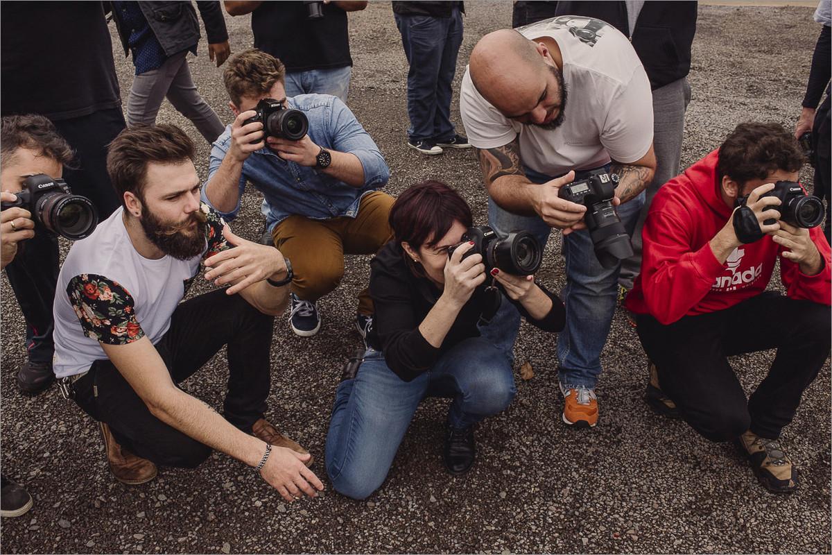 aula pratica de fotografia rs