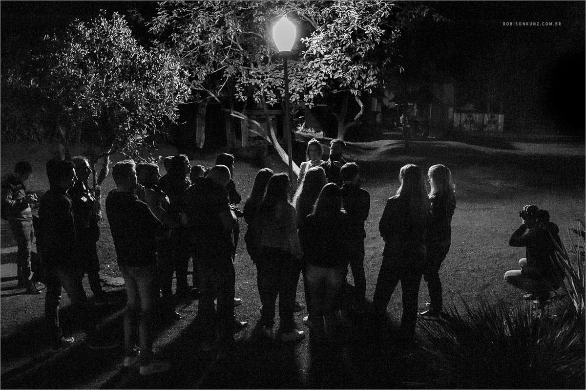 aula noturna de fotografia basica
