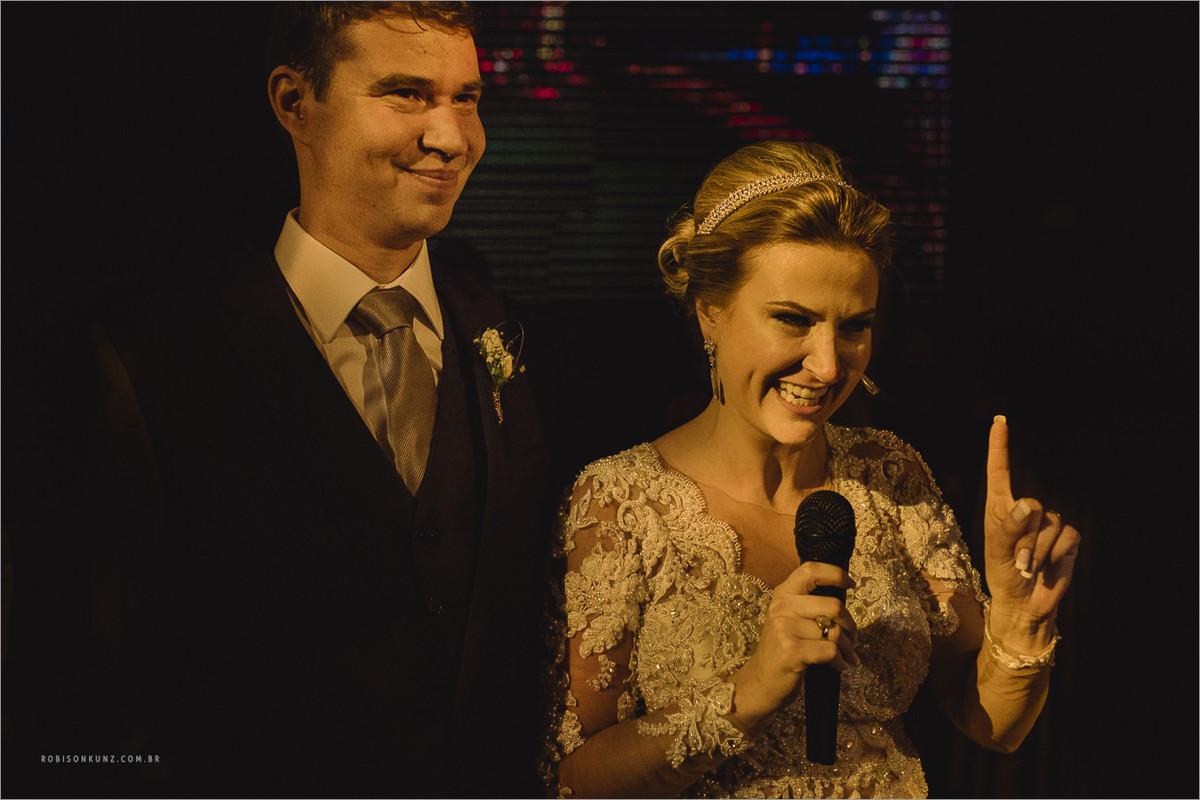 discurso da noiva