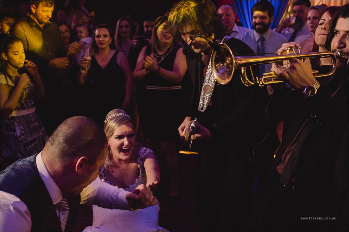 banda dclassik no casamento