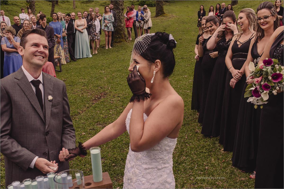 casamento com votos