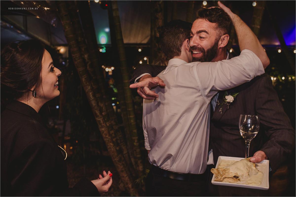 despedida dos noivos