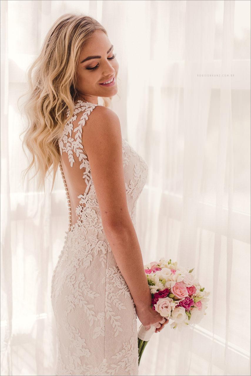 vestido de noiva clim