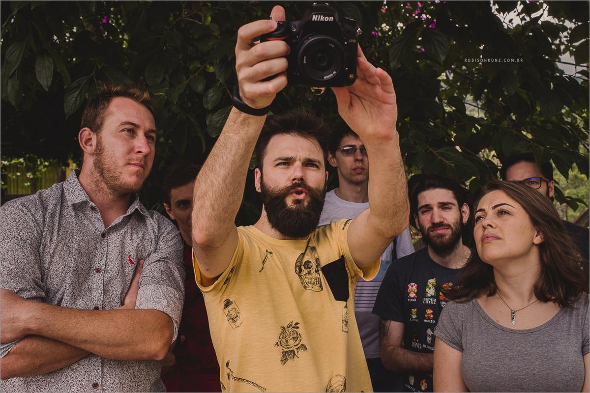 aula de fotografia com robison kunz