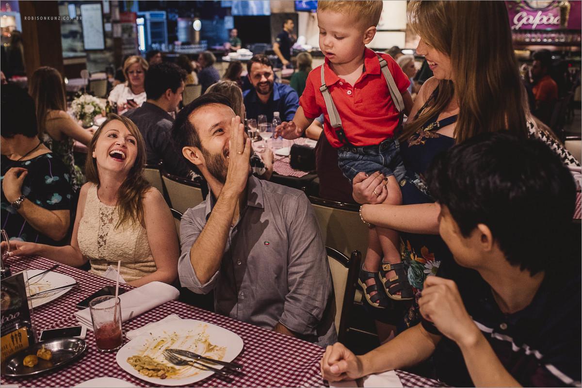 janta antes do casamento