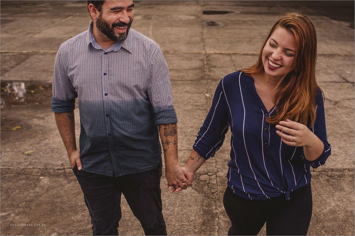 fotos espontaneas casal chapeco