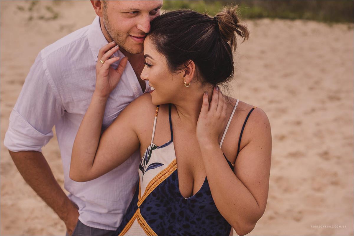 pré-casamento nas dunas
