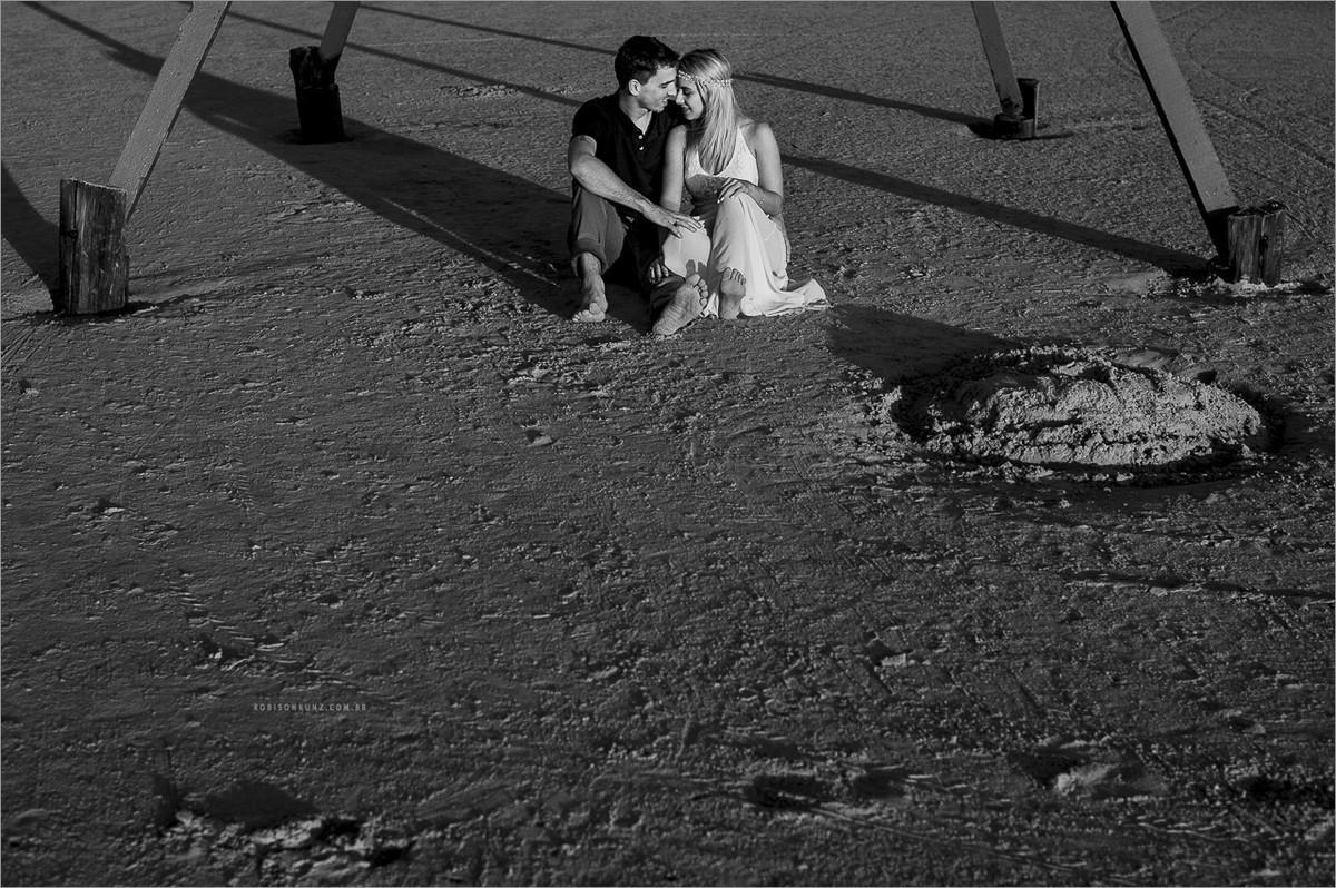 fotos de noivos na praia do rio grande do sul