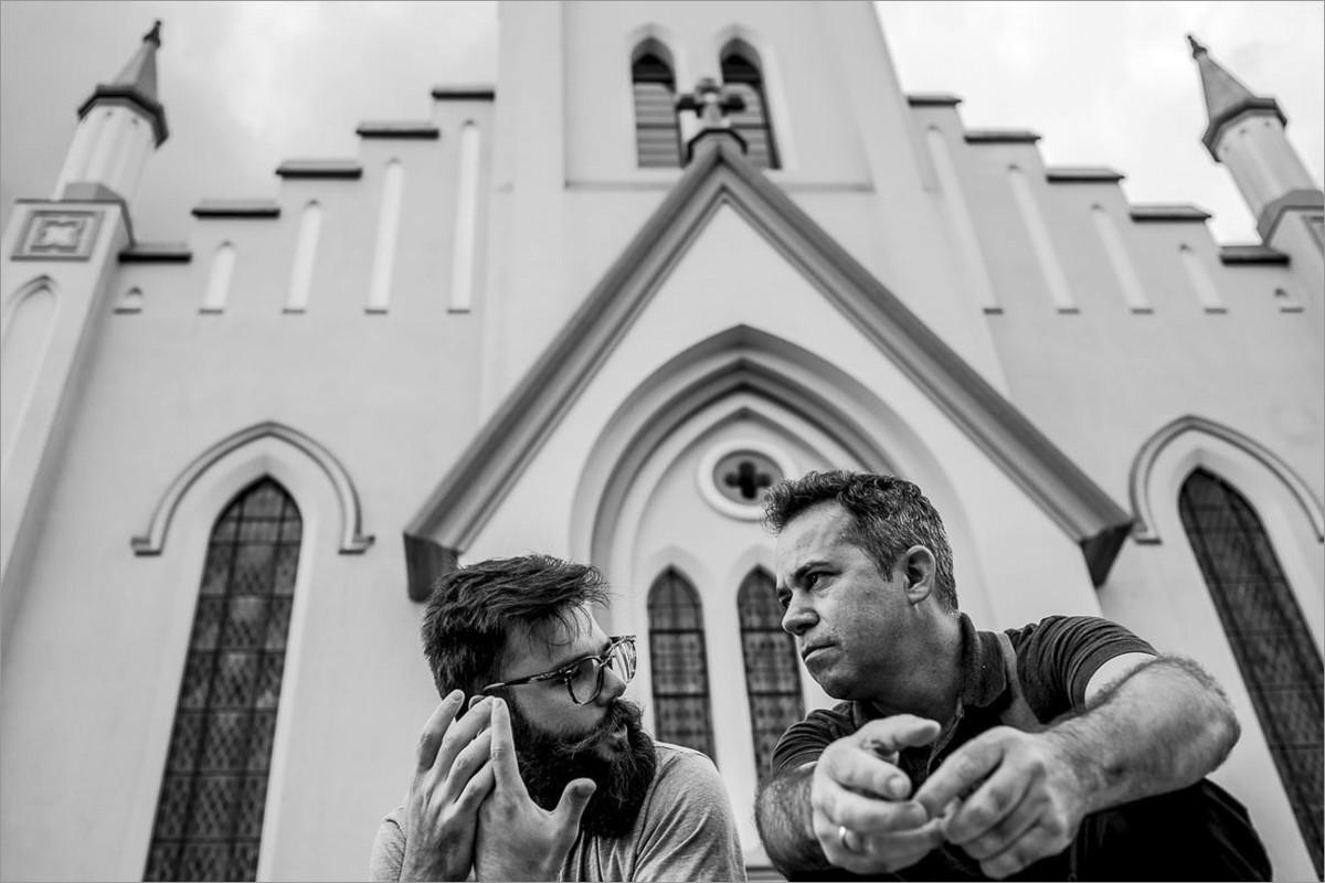 workshop perseguindo fotografias verdadeiras com nei bernardes e robison kunz - igreja de rolante