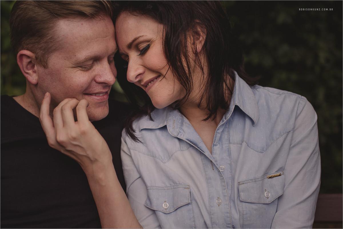 retrato de casal