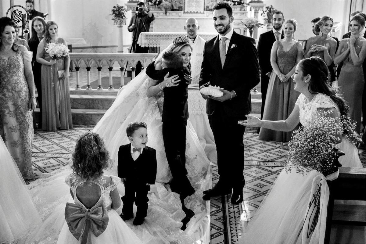 crianças nos casamentos