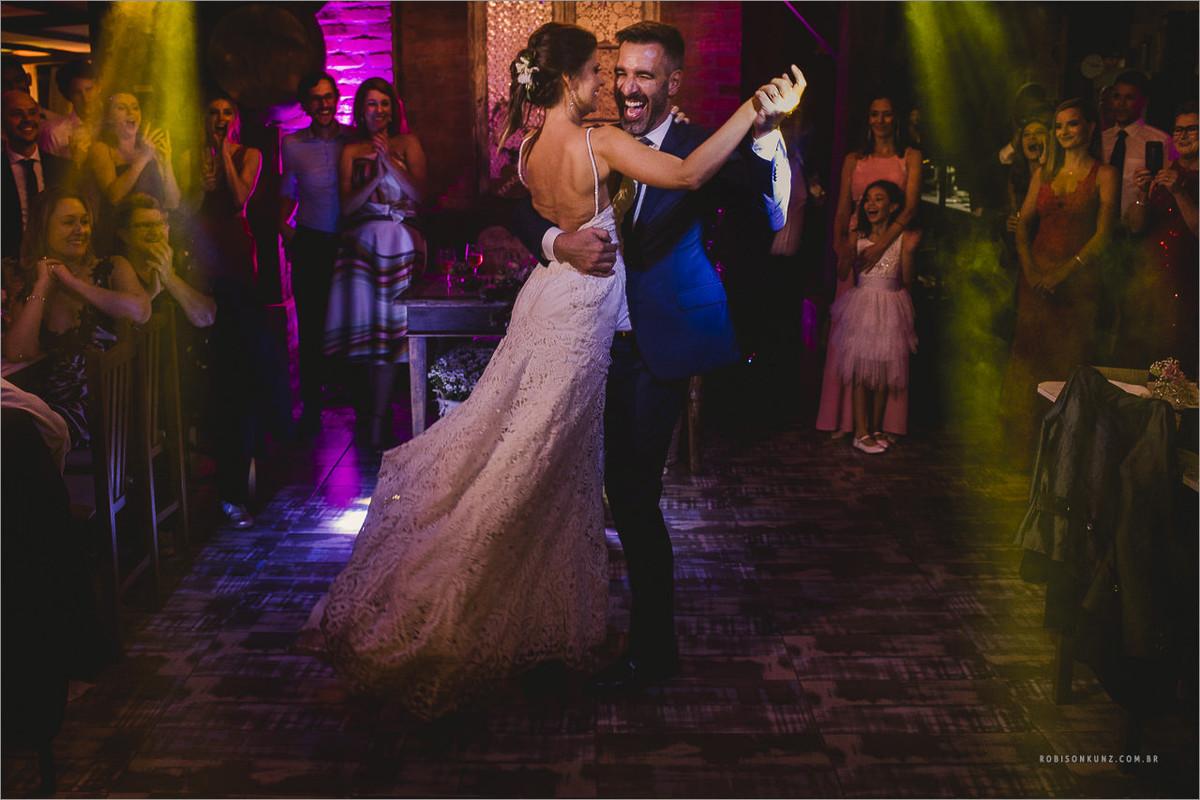 coreografia dos noivos