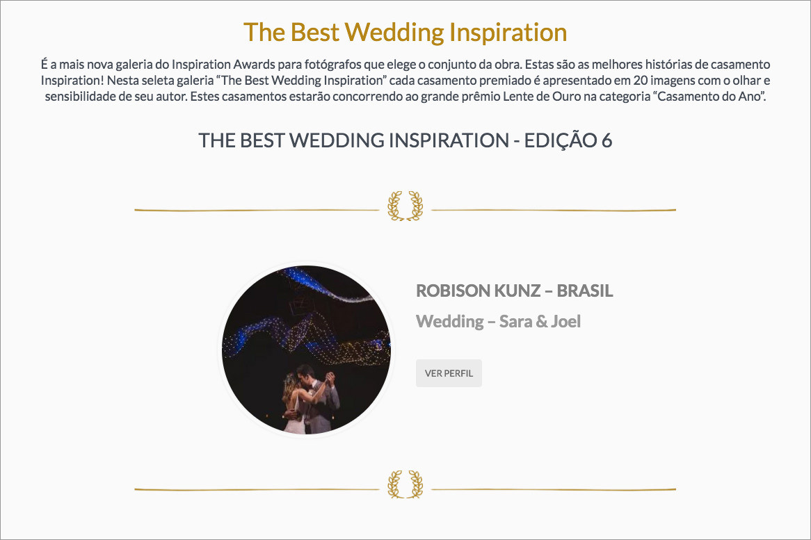 melhor casamento do ano robison kunz