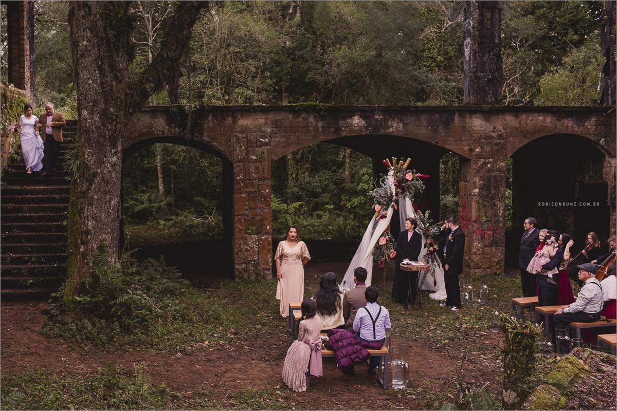 casamento ruinas do cassino