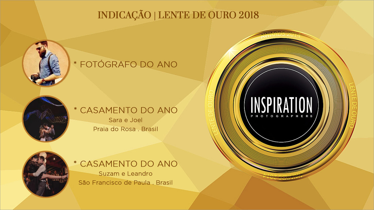 Robison kunz indicado a fotografo do ano brasil