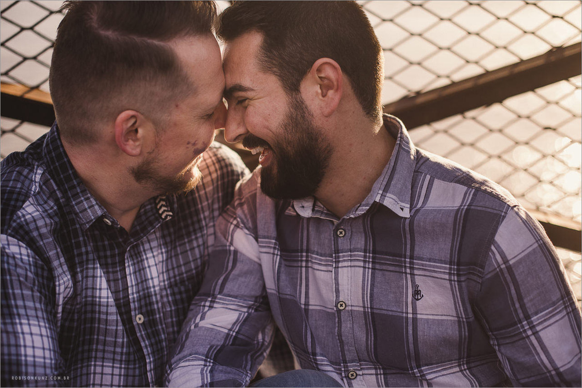 ensaio gay
