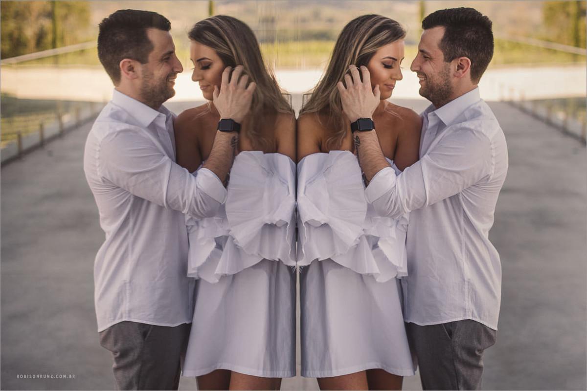 fotos diferentes de pre-casamento
