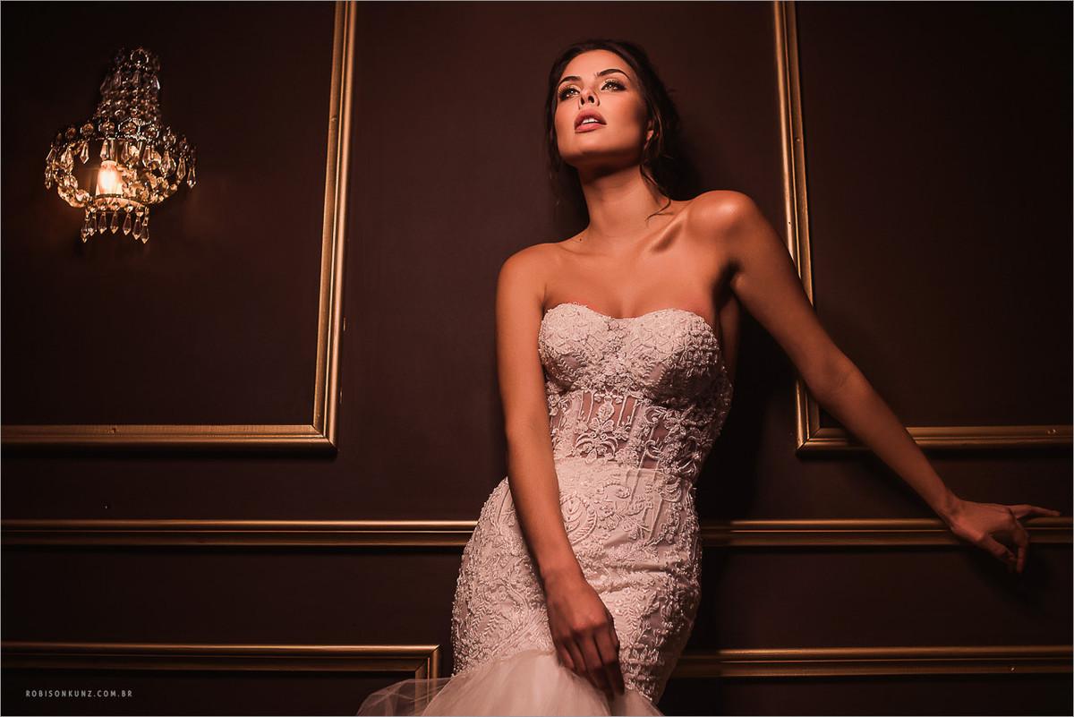 fotos diferentes de noiva