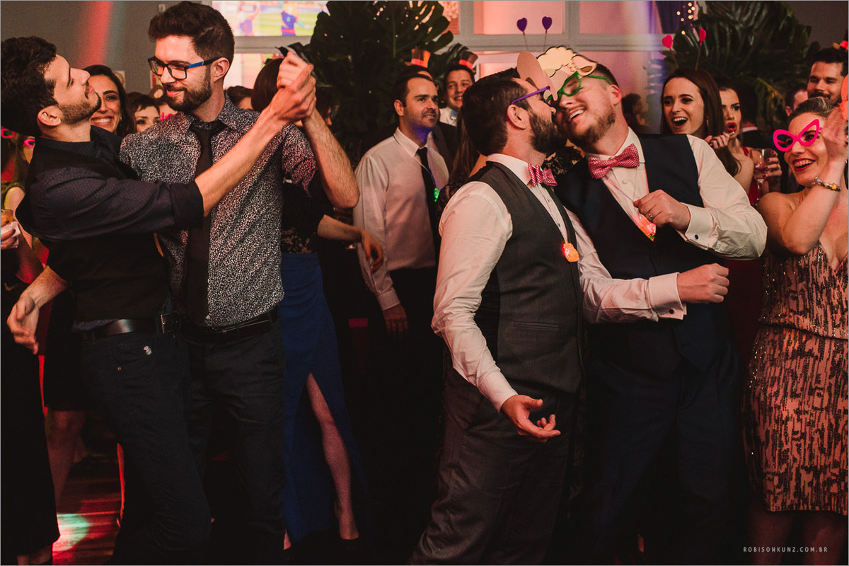festa casamento gay