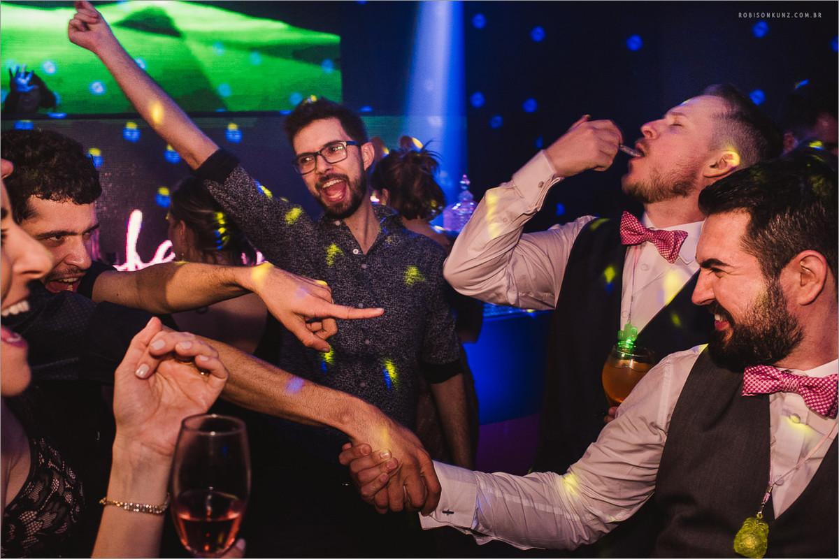 festa casamento casa vetro