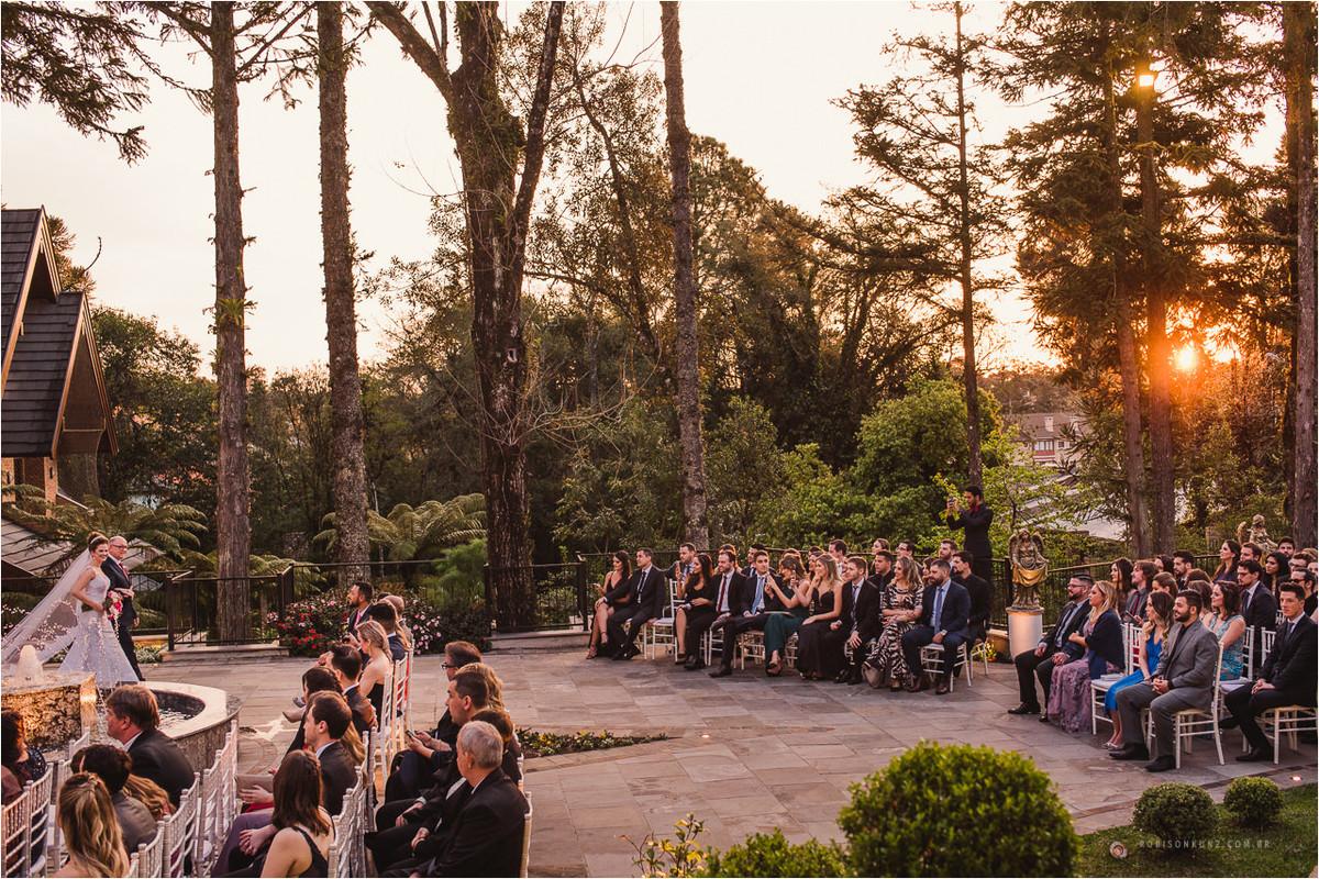 entrada da noiva de dia