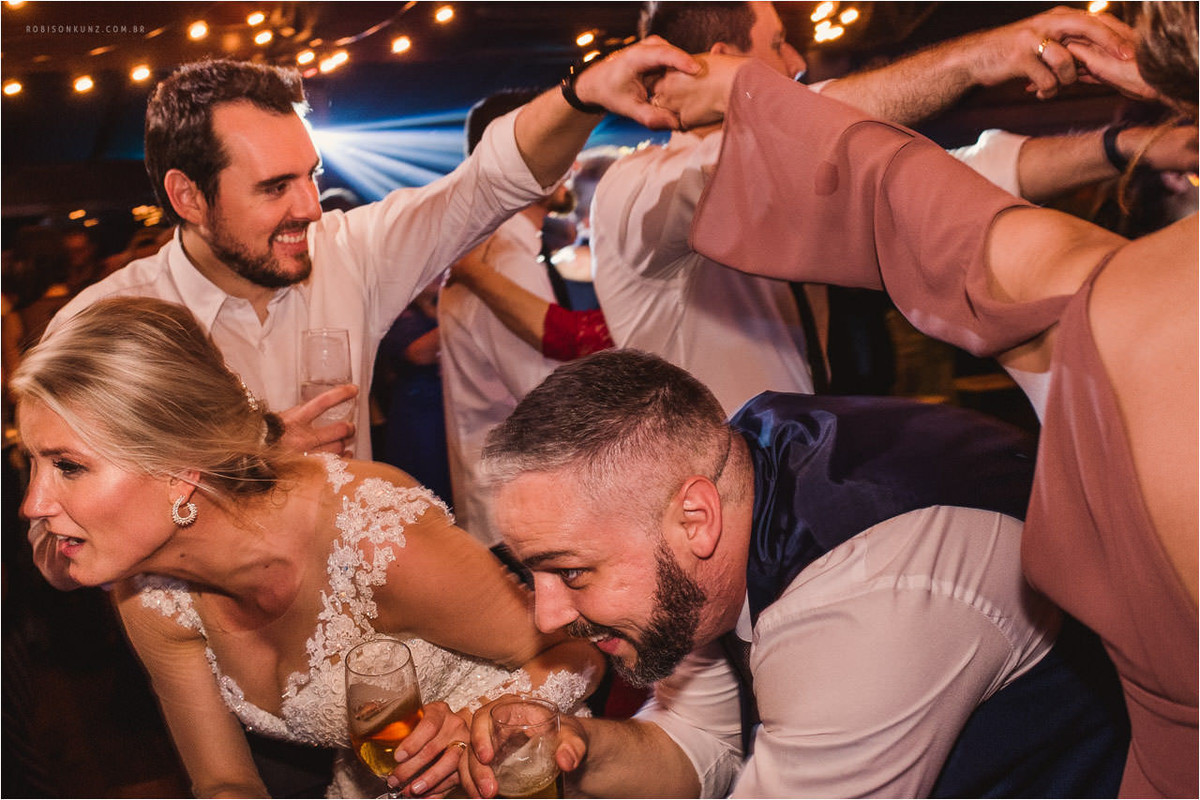 casamento com bandinha
