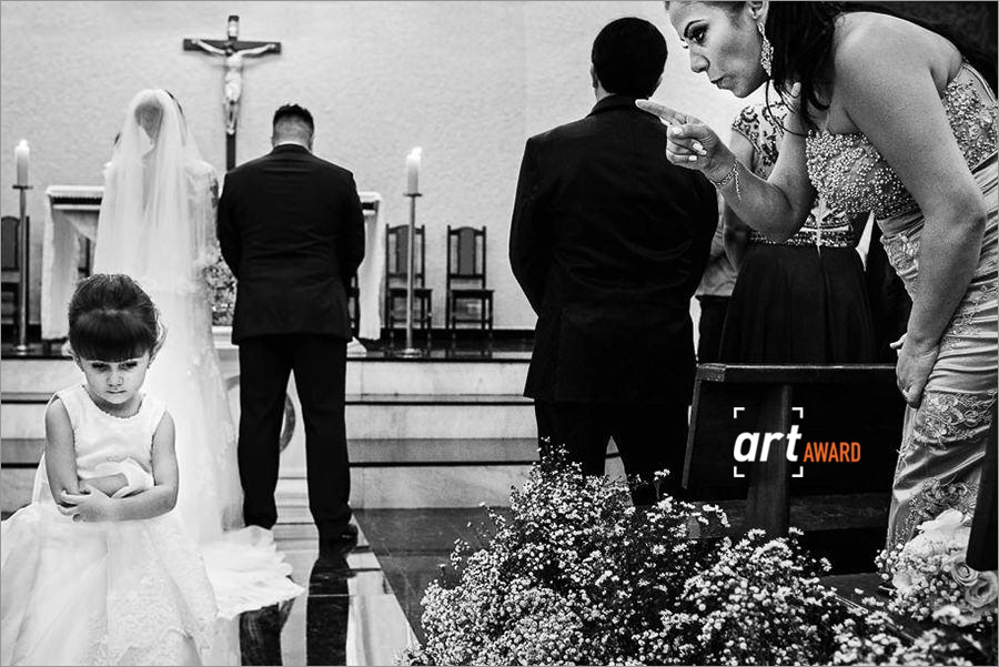 foto de casamento premiada