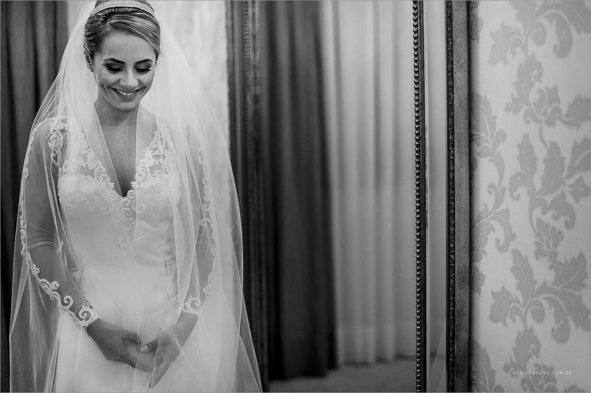 retrato da noiva antes do casamento