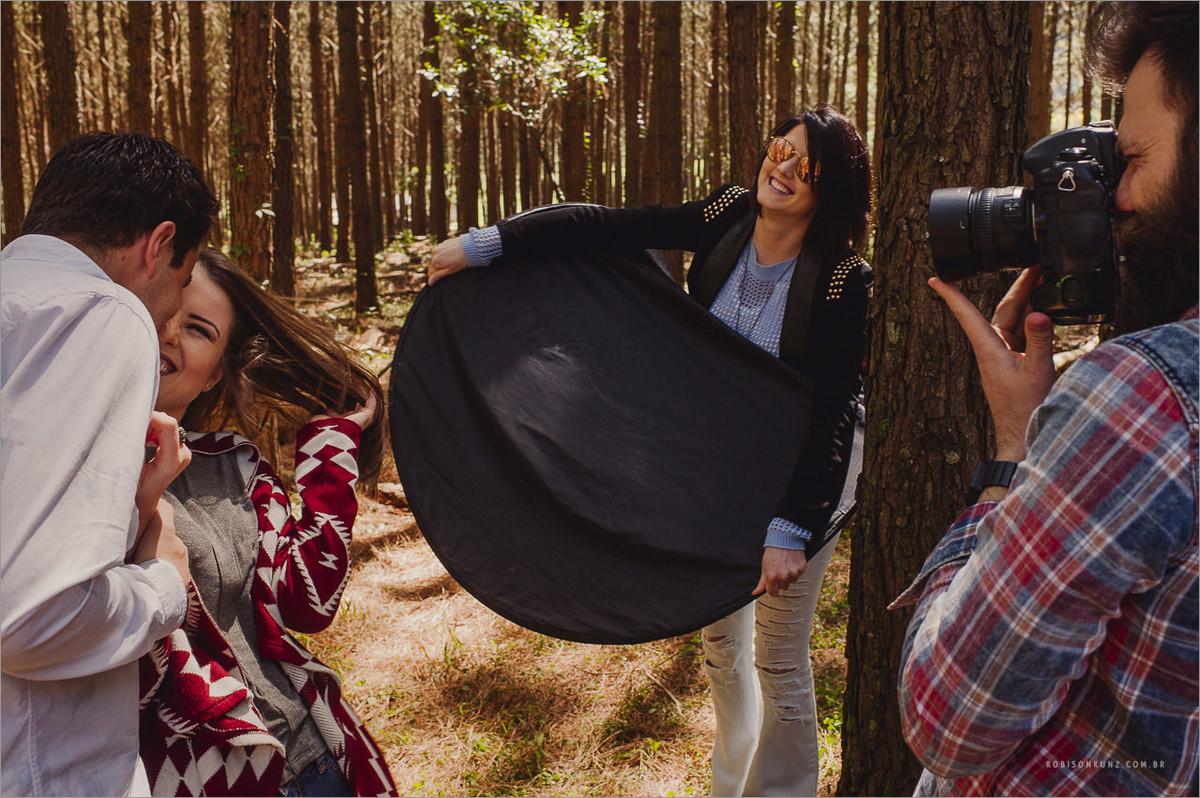 robison kunz fotografando casal de fotógrafos