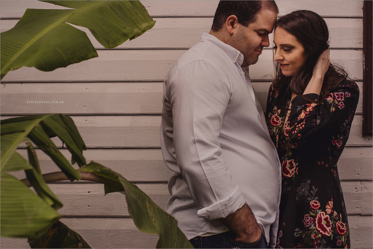 ensaio pré-casamento em casa antiga