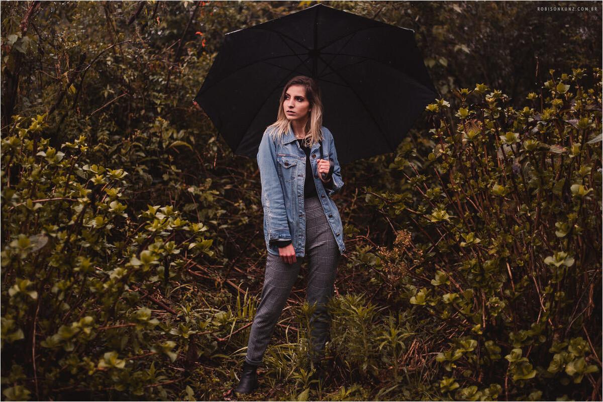 fotos na chuva