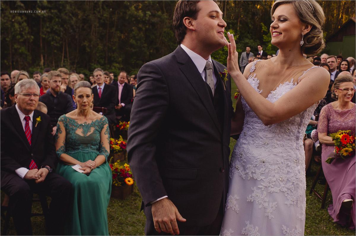 fotos espontaneas de casamento