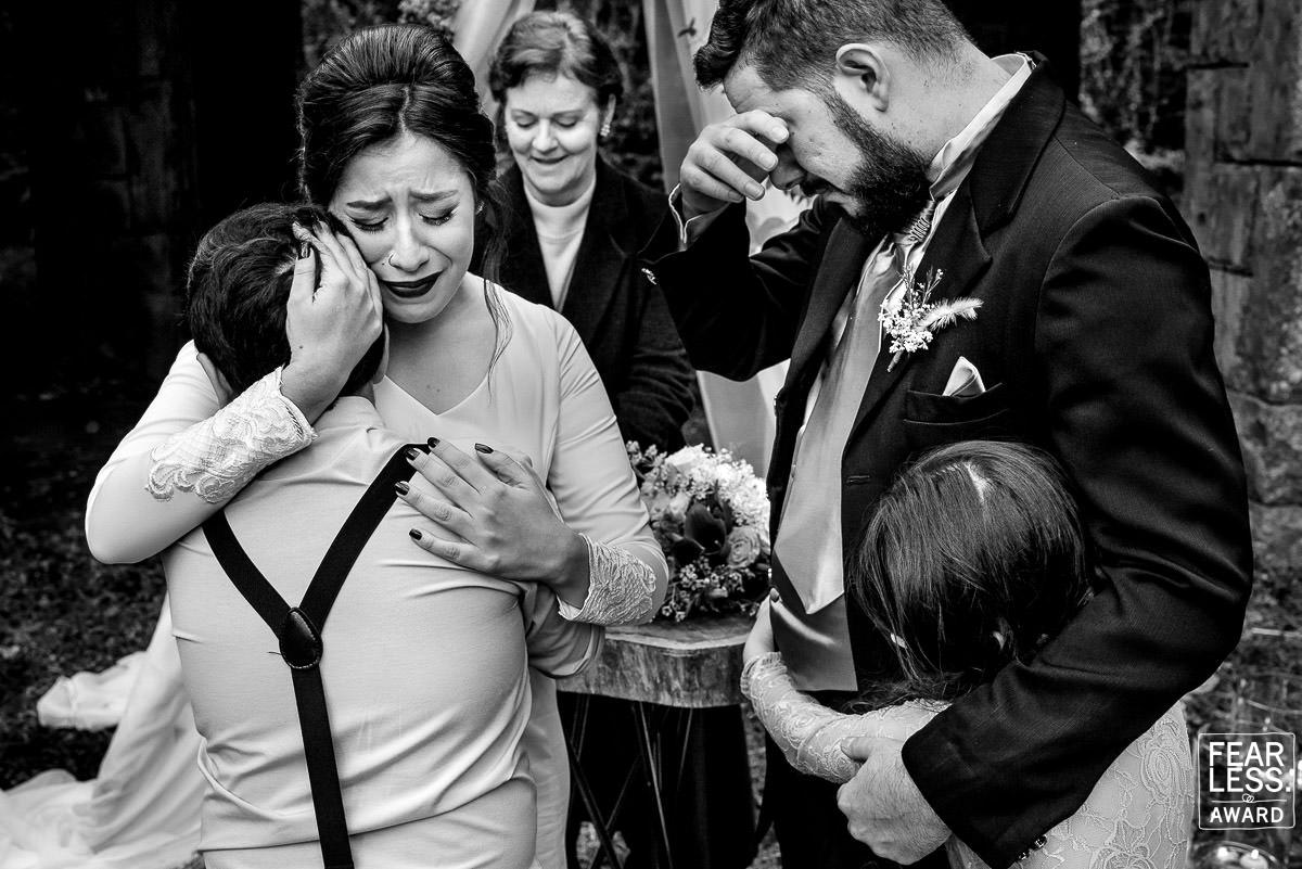 foto premiada de casamento serra gaucha