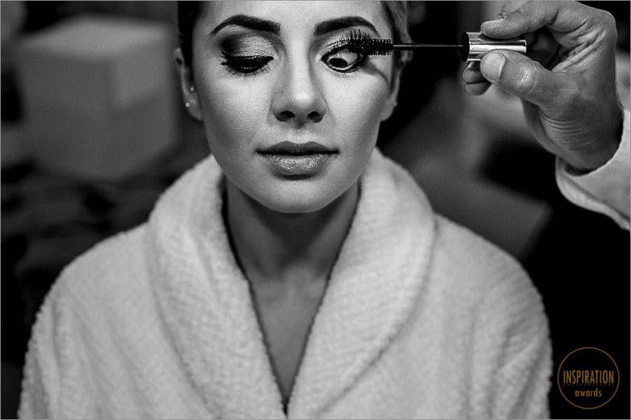 maquiagem da noiva diferente