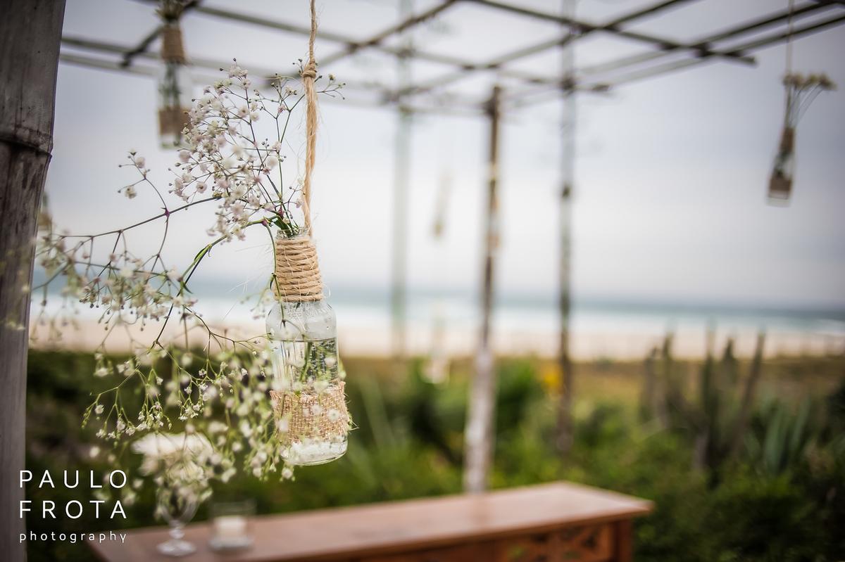 Imagem capa - Decoração Casamento Casa Da Praia - Saquarema RJ por Paulo Frota