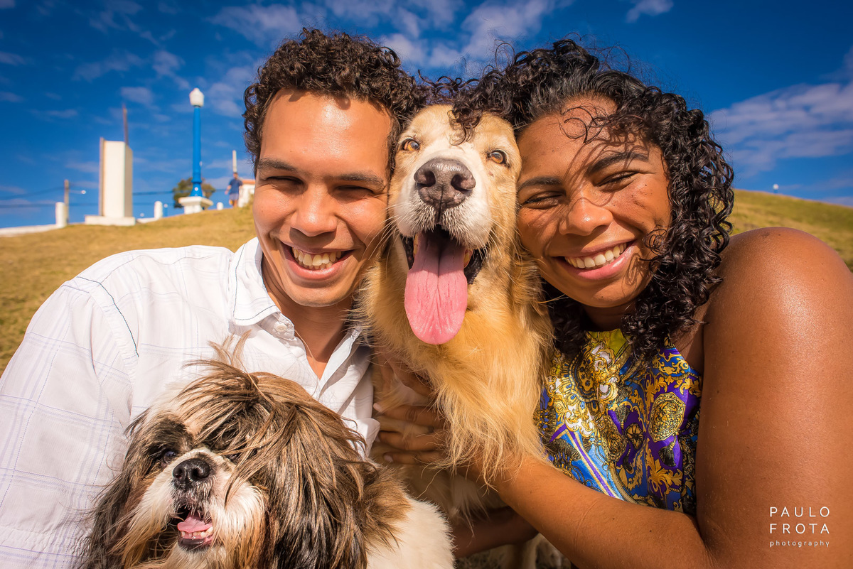 Imagem capa - Ensaio com Pet - Saquarema - RJ por Paulo Frota