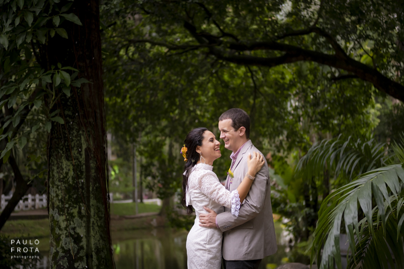 Imagem capa - Soraya & Carlos - Casamento civil e Mini Ensaio - Campo de São Bento Niterói por Paulo Frota