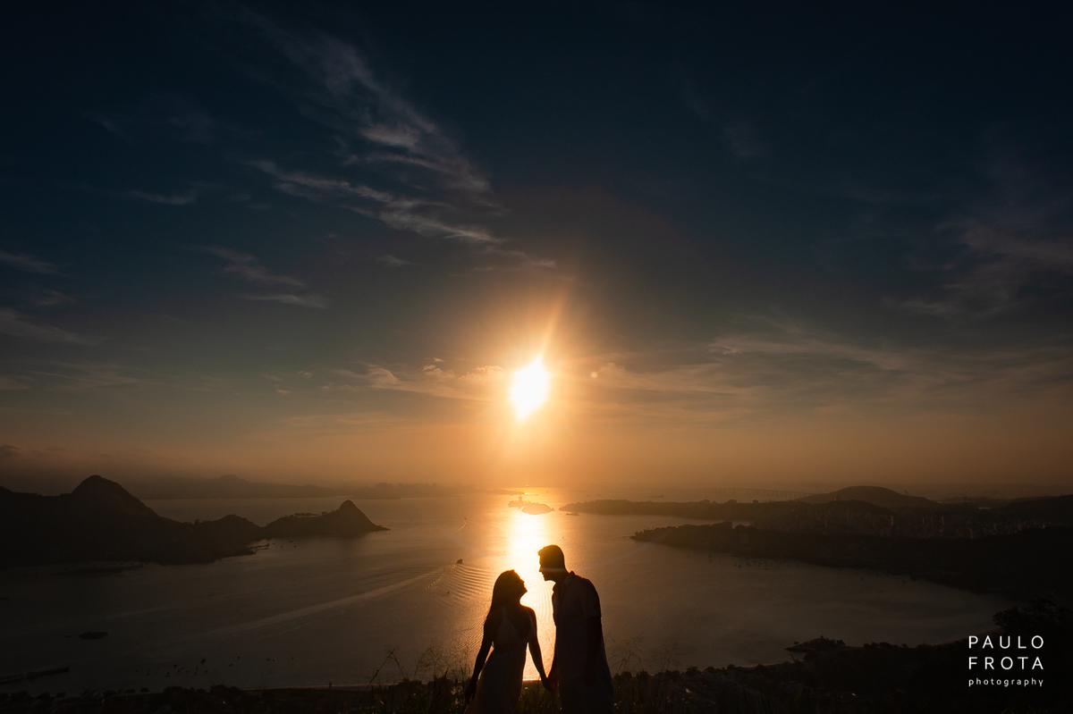 Imagem capa - Ensaio de casal, Cleydiane e Wanderson - São Francisco - Niterói - RJ por Paulo Frota