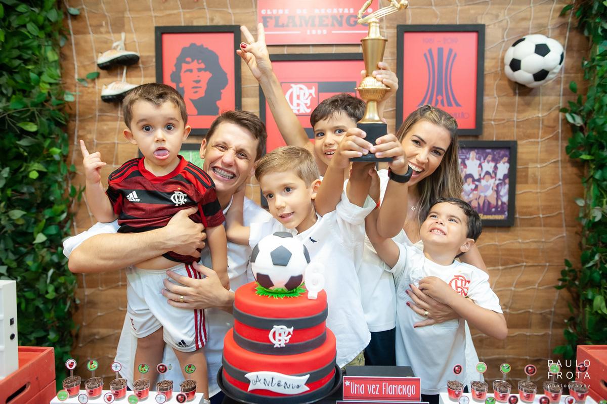 Imagem capa - Antonio 6 anos - Edu e Mari - Niterói - RJ por Paulo Frota