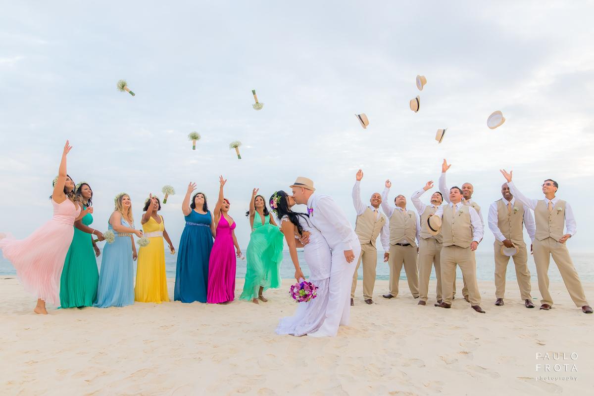 Imagem capa - Fotógrafo de Casamento em Saquarema - Casamento Aline e Sylvinho por Paulo Frota