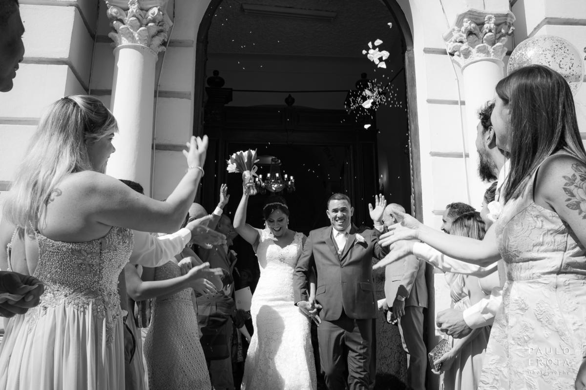 Imagem capa - Vanessa e Clésio - Mini Wedding - Niterói  por Paulo Frota
