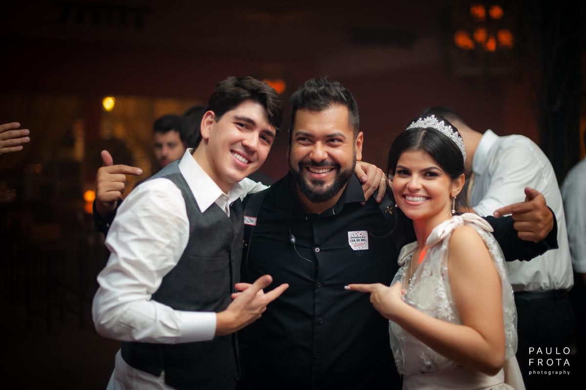 Imagem capa - 12 Motivos para você me contratar para fotografar seu casamento! por Paulo Frota
